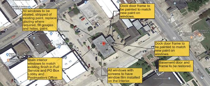 Navasota TX MPO Window Upgrades
